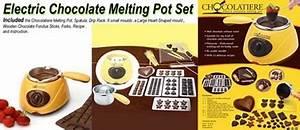 China Electric Chocolate Melting Pot Set (AV-043) - China ...