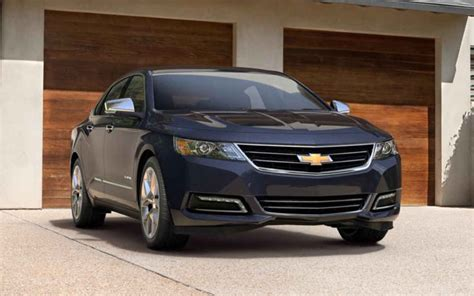 2019 Chevy Impala Ss Models, Price And Specs  New Concept