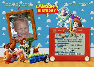 40th birthday ideas toy story birthday invitation With toy story invites templates free