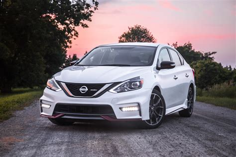 nissan sentra 2017 review 2017 nissan sentra nismo canadian auto review