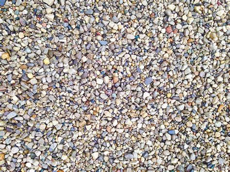 How Much Area Does A Yard Of Gravel Cover by Pea Gravel Re Source