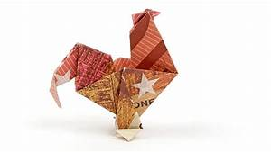 Sonnenschirm Aus Geld Basteln : geldscheine falten ostern hahn aus geld basteln ~ Lizthompson.info Haus und Dekorationen