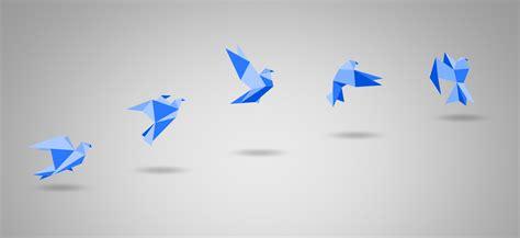 besser praesentieren mit powerpoint vorlagen im origami stil