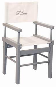 Chaise Metteur En Scène Bébé : moulin roty fauteuil metteur en sc ne gris ancien mod le ~ Melissatoandfro.com Idées de Décoration