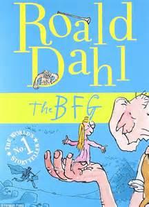 BFG by Roald Dahl