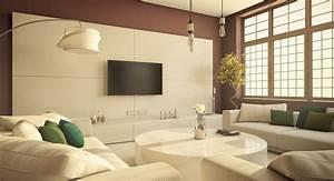 Wohnzimmer Farbe Ideen : besten minimalistischen wohnzimmer ideen ~ Orissabook.com Haus und Dekorationen