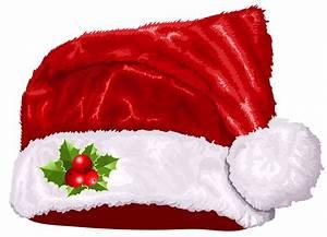 Large transparent christmas santa hat clipart - Cliparting.com