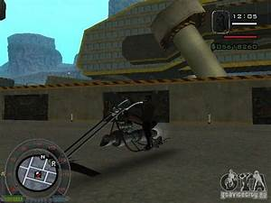 Moto De Ville : motard moto de la ville de alien pour gta san andreas ~ Maxctalentgroup.com Avis de Voitures