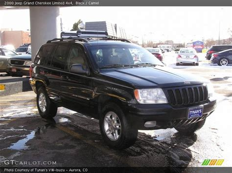 2000 jeep cherokee black 2000 jeep grand cherokee limited 4x4 in black photo no