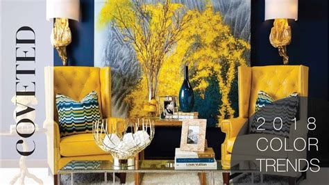 pantone 2017 color of the 2018 home interior color trends