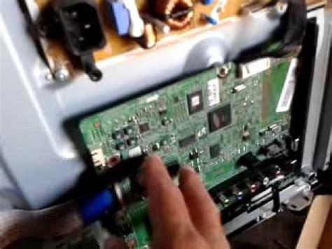 reparacion de una tv plasma marca samsung modelo pl43e490b4
