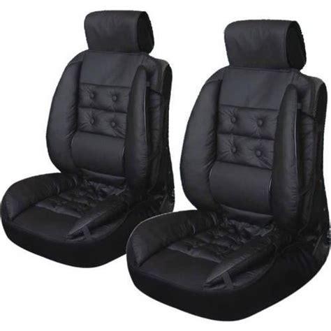 couvre siege confort paire de couvre siege auto intégrale haute qualité achat
