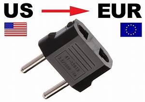 Adaptateur Prise Usa France : adaptateur secteur us chine vers prise l ctrique eu ~ Dailycaller-alerts.com Idées de Décoration
