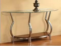 Half Moon Glass Dining Table by Half Moon Tables Living Room Furniture Decor IdeasDecor Ideas