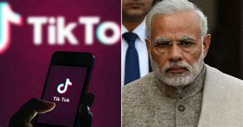 tiktok   officially banned   indian govt
