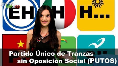 Partido Único De Tranzas Sin Oposición Social -mientras