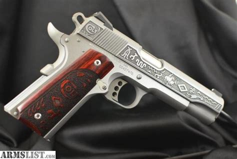 Armslist  For Sale Colt Cattle Brand  The Last Cowboy Xse 9mm