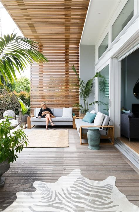 creative ways  cover  patio hunker