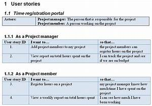example user story cards user experience frameworks With user story template pdf
