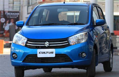 Suzuki Pakistan by Pak Suzuki Is Launching The Automatic Suzuki Cultus 2018