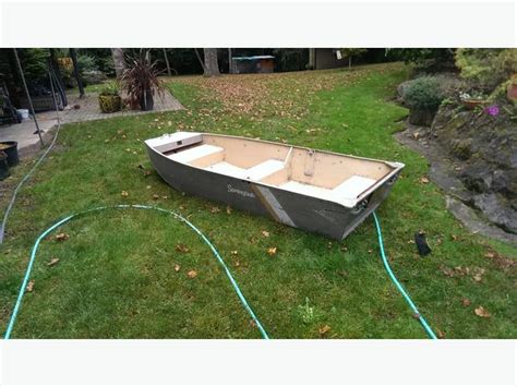 Punt Boats For Sale Victoria by 9ft Sprinkbok Aluminum Punt Jon Boat Saanich Victoria