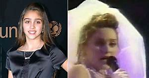 Madonna's daughter Lourdes is 'Like a Virgin' in upcoming ...