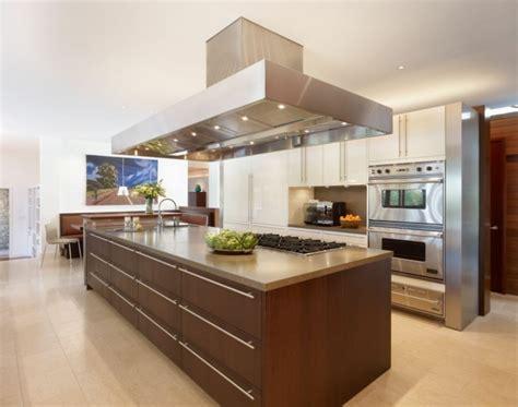 cuisine ilot centrale design cuisine ilot central la des cuisines modernes