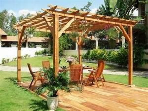 Holz Für Pergola : garten pergola eine idylle im freien ~ Sanjose-hotels-ca.com Haus und Dekorationen