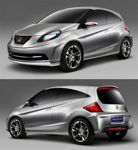 Honda Brio Photo by Honda Brio Concept Reviews Prices Ratings With Various