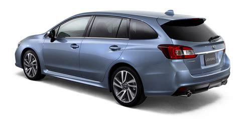 sporty subaru subaru levorg sporty wagon concept revealed photos 1 of 2