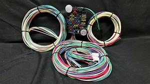 Ez Wiring Harness 21 Circuit Hot Rod Wiring Harness