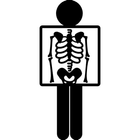 male person  rays  ray standing man health icon