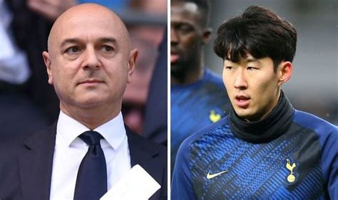 Tottenham news: Son Heung-min contract expected soon as ...