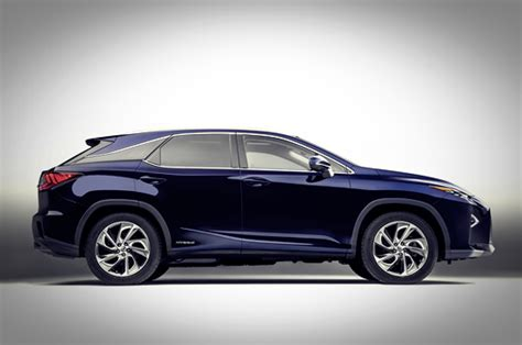 2019 Lexus Rx 450h Redesign 2019 Lexus Rx 450h Redesign