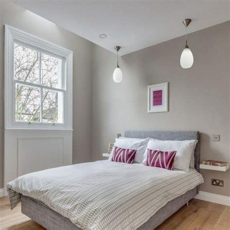 Wandfarbe Schlafzimmer Grau schlafzimmer wandfarbe ideen in 140 fotos archzine net
