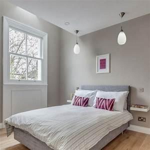 Grau Grün Wandfarbe : schlafzimmer wandfarbe ideen in 140 fotos ~ Frokenaadalensverden.com Haus und Dekorationen