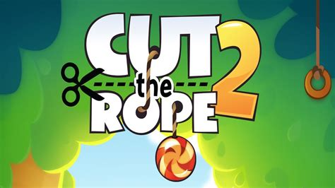 cut the rope 2 universal hd gameplay trailer