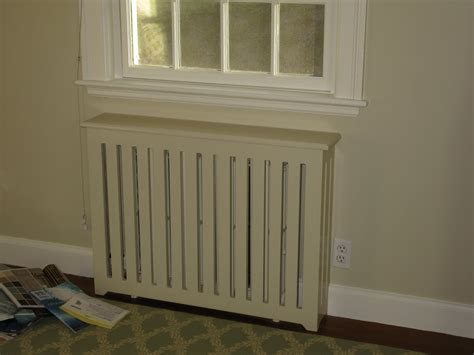 custom wood radiator covers  concord carpenter