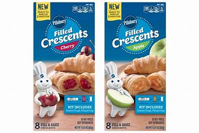 Pillsbury Mills General Filled Crescents Biscuits Brownies