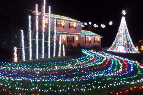 best christmas lights in nj 10 best christmas light displays in new jersey 2016