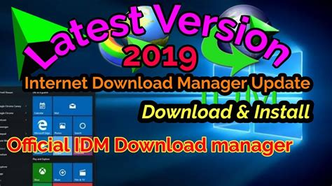 Internet download manager (idm) is a tool to increase download speeds by up to 5 times, resume and schedule downloads. Download and Install official IDM Download Maeneger Latest ...