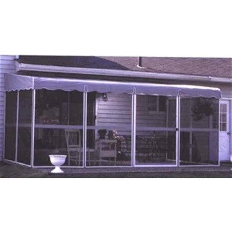 Patio Mate Screen Rooms by Patio Screens Patio Mate Screened Enclosure 1 Sliding