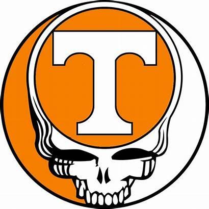 Tennessee Vols Grateful Volunteers Dead Alphabet Basketball
