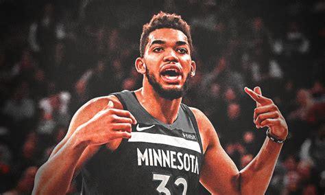 Karl Anthony Towns Minnesota Timberwolves