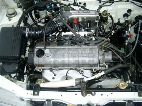 2000 Daihatsu Move 0.7 Engine For Sale (ed)