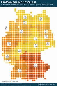 Photovoltaik Leistung Berechnen : photovoltaik deutschland installierte leistung nach ~ Themetempest.com Abrechnung