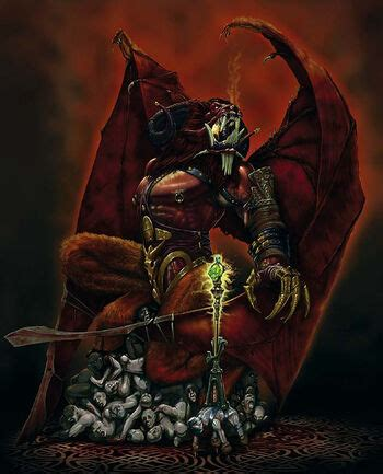 Orcus Forgotten Realms Wiki Fandom Powered Wikia