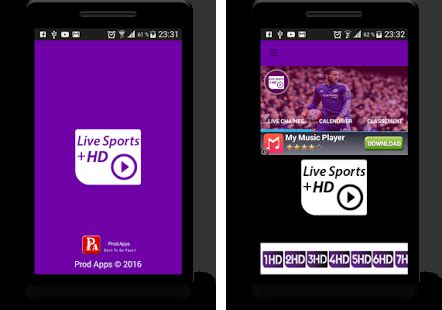 Live Sports + HD Apk Download latest android version ...