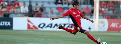 All statistics are with charts. Adelaide United 2013/14 A-League Season - What's on for ...