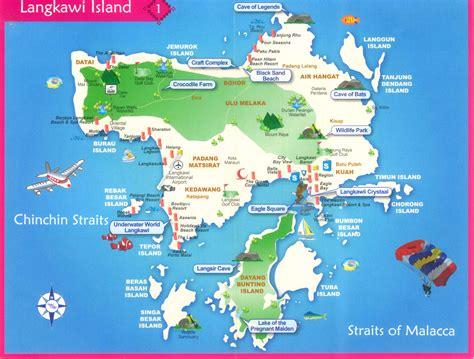 large langkawi maps     print high